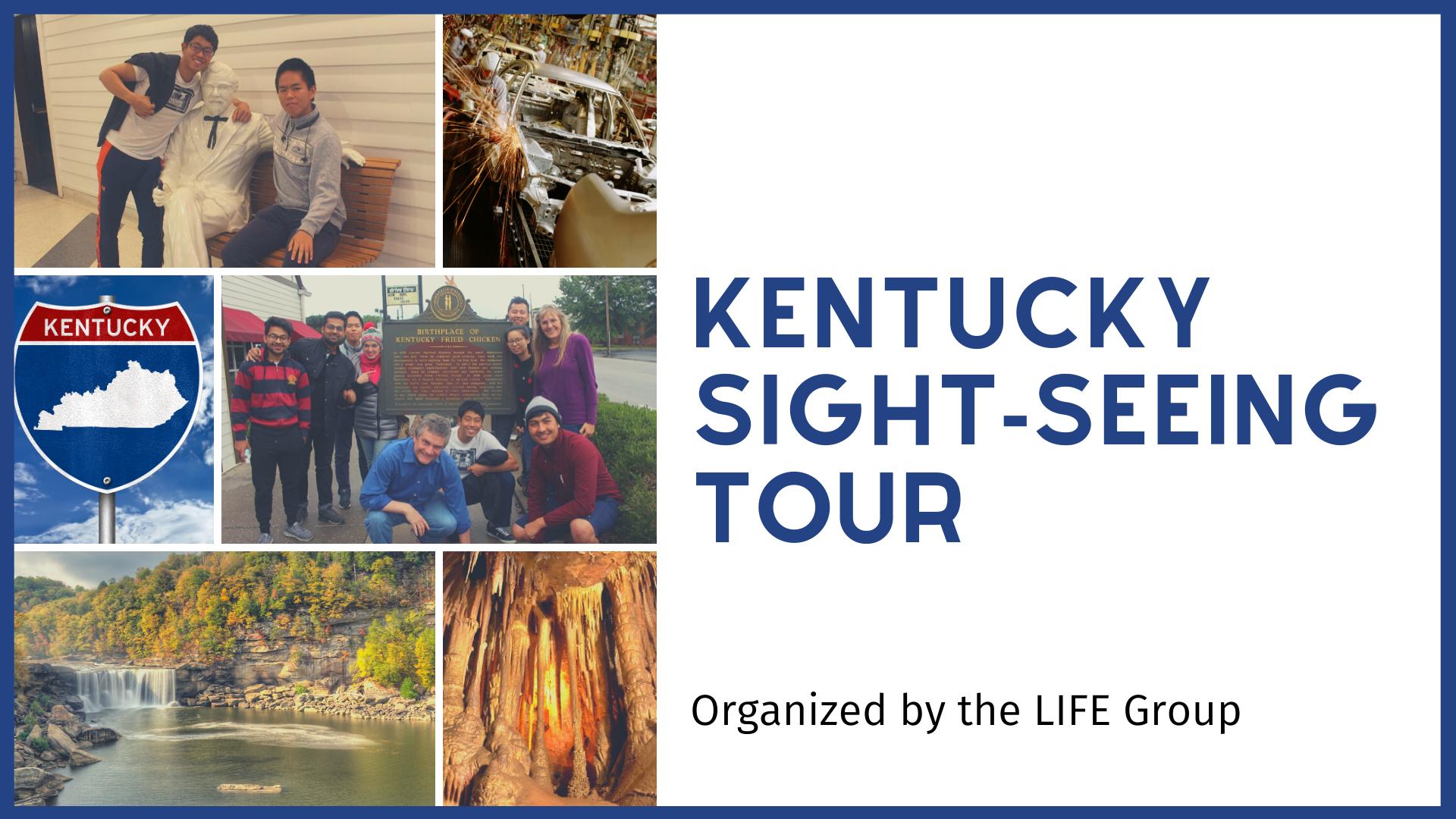 Kentucky Sight-Seeing Tour